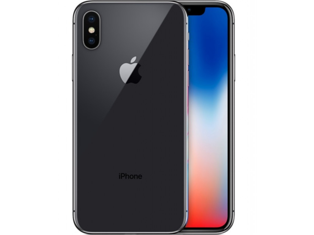 Apple Iphone X 64gb Space Gray Neverlock (Новый)