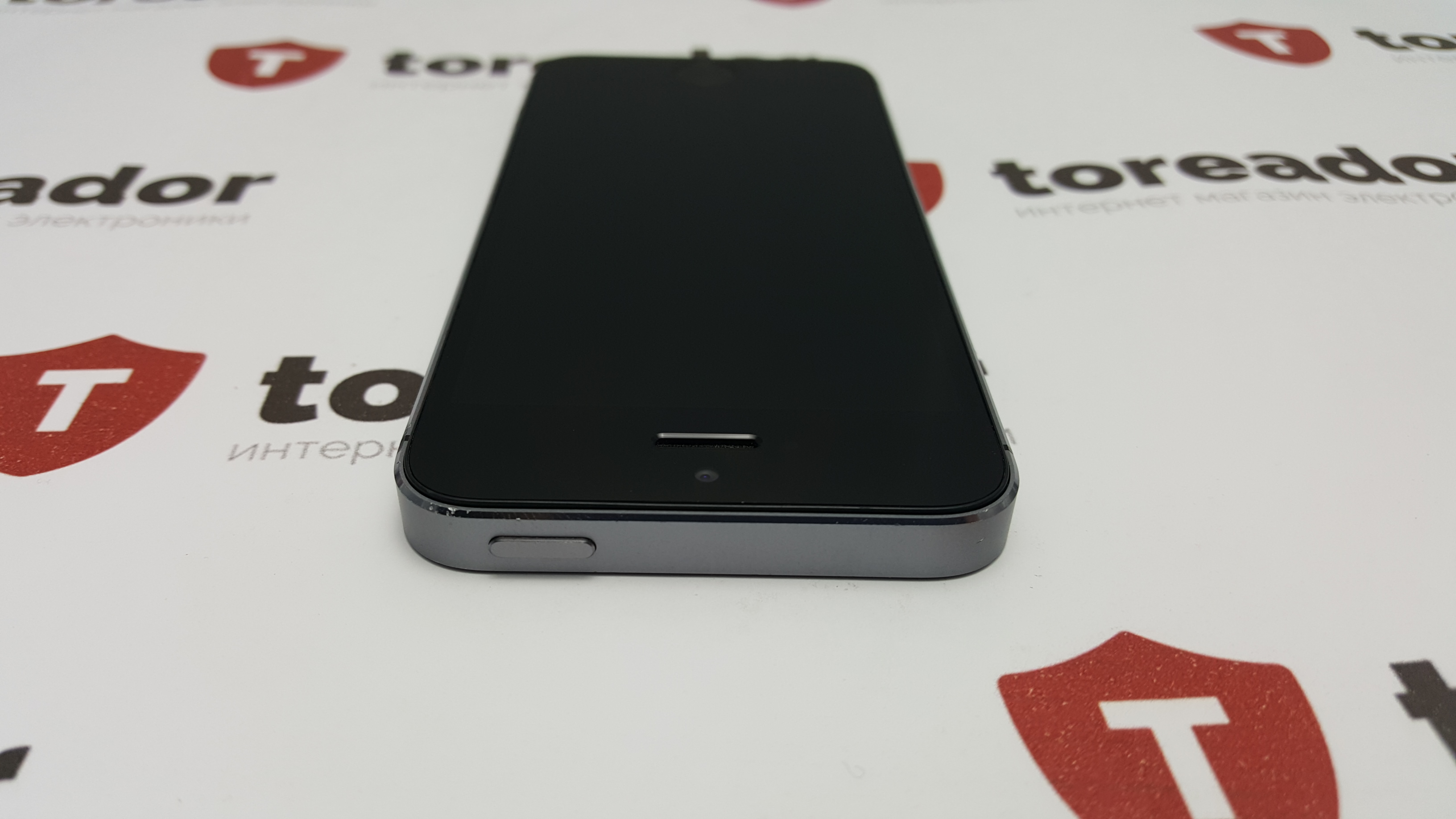 Apple Iphone 5s 16GB Space Gray NeverLock фото 6