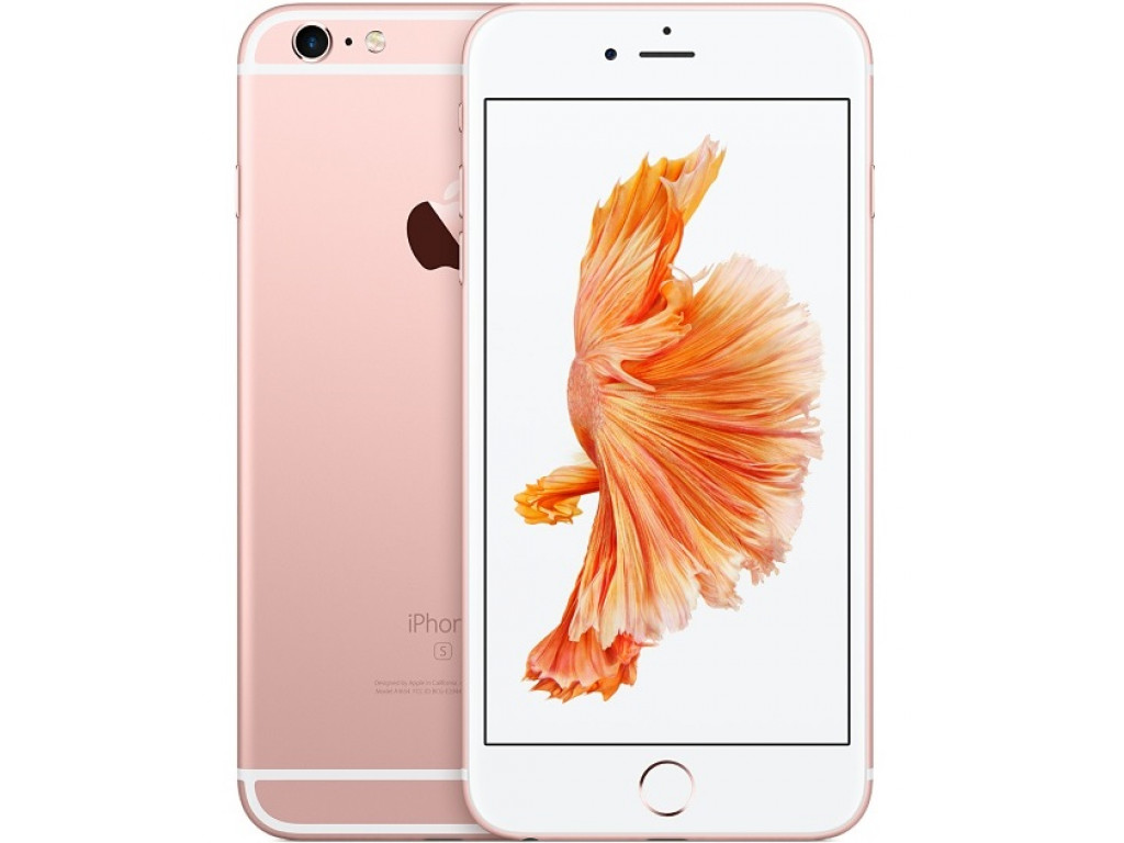 Apple iPhone 6s 32gb Rose Gold Neverlock Без Коробки (Новый)