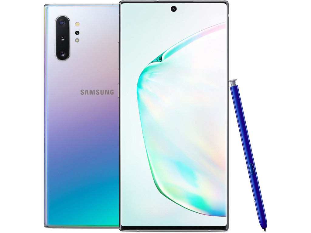 Samsung Galaxy Note 10 Plus 256GB Aura Glow (б/у)