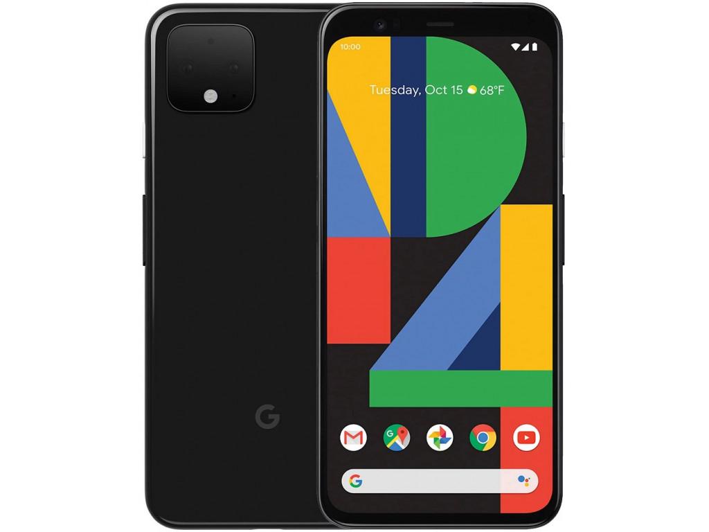 Google Pixel 4 64gb Black (б/у)