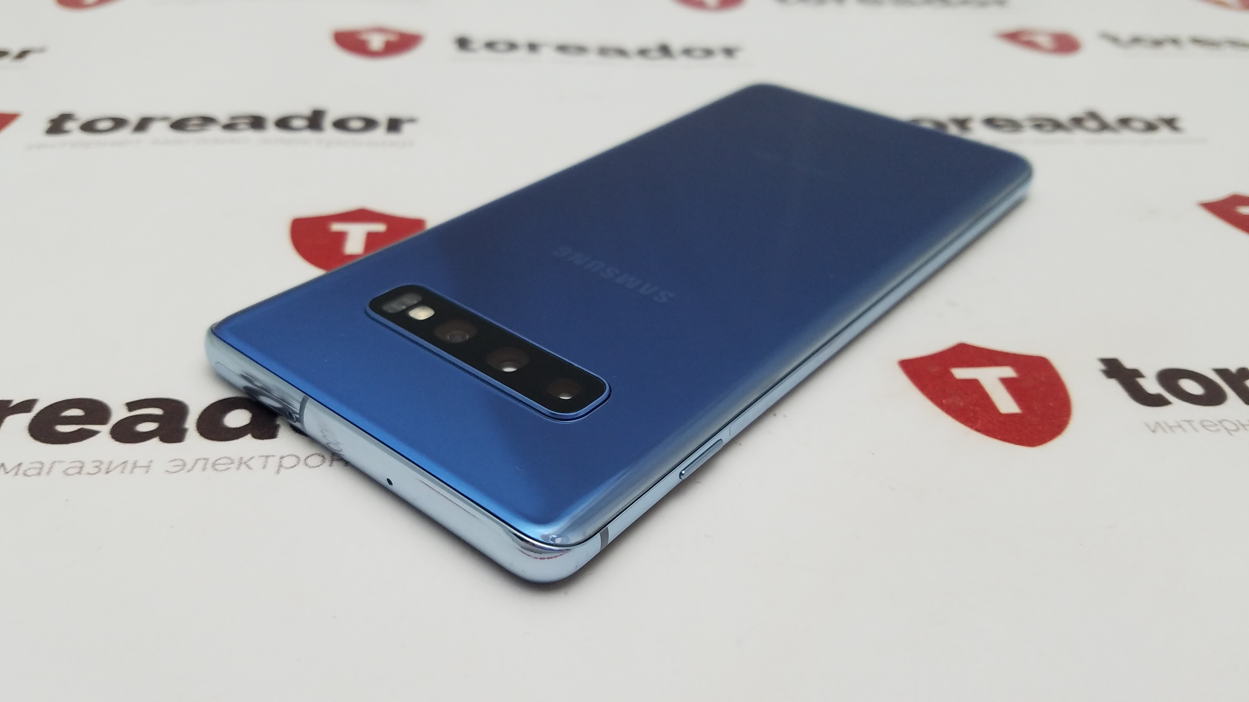 Samsung Galaxy S10 Plus 128gb Prism Blue фото 6