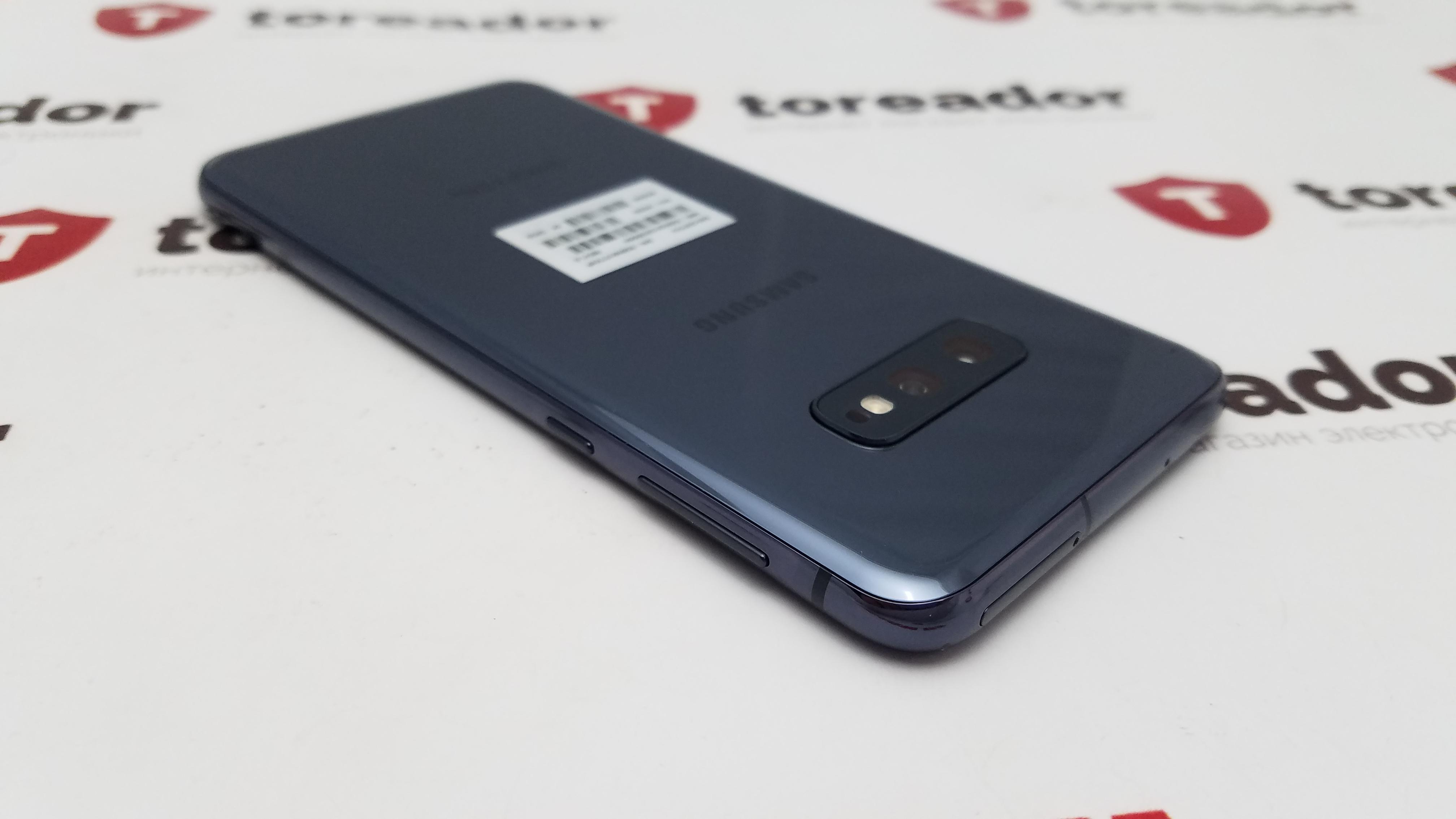 Samsung Galaxy S10e 128gb Black фото 5