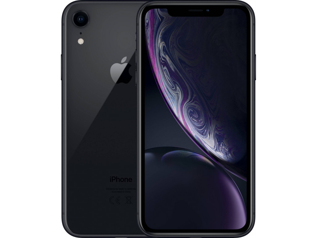Apple iPhone XR 64gb Black Neverlock (б/у)