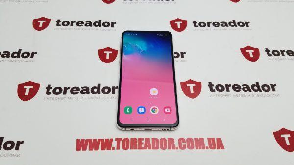 Samsung Galaxy S10e 6/128GB Prism White (б/у)